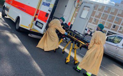 COVID-19: Unsere Rettungssanitäter berichten von ihrem Arbeitsalltag