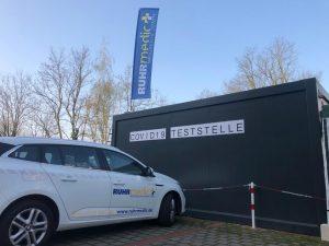 Corona Teststelle Gelsenkirchen Ruhrmedic