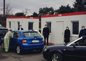 Ruhrmedic Corona Testzentrum Wolfsburg